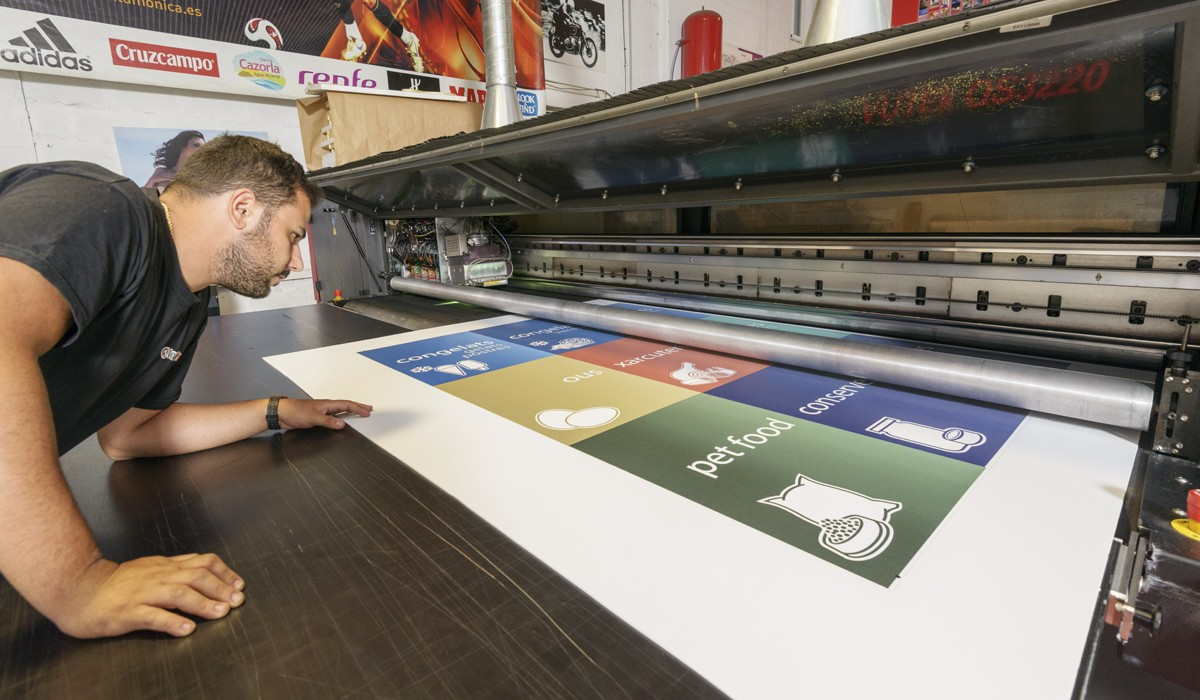 Nueva maquinaria de impresión: VUTEK EN FESPA