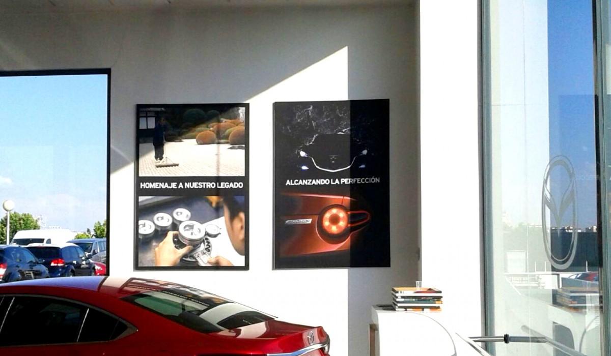 Proyecto Mazda