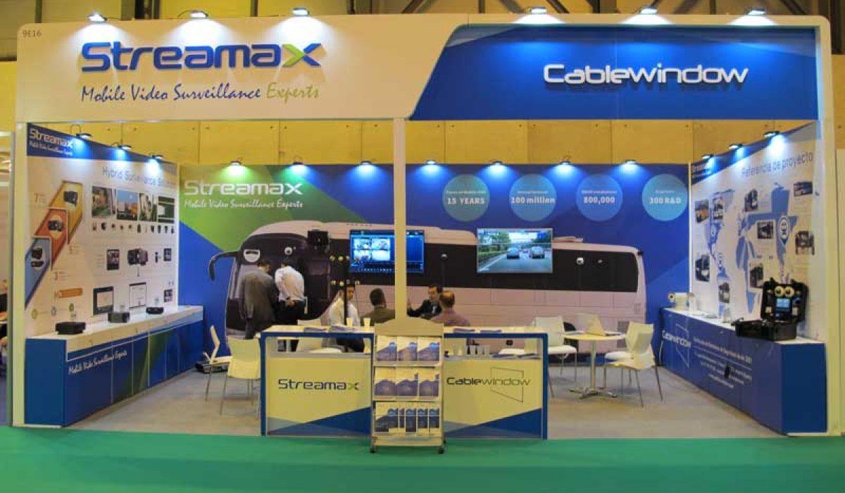 Instalación stand para CableWindow