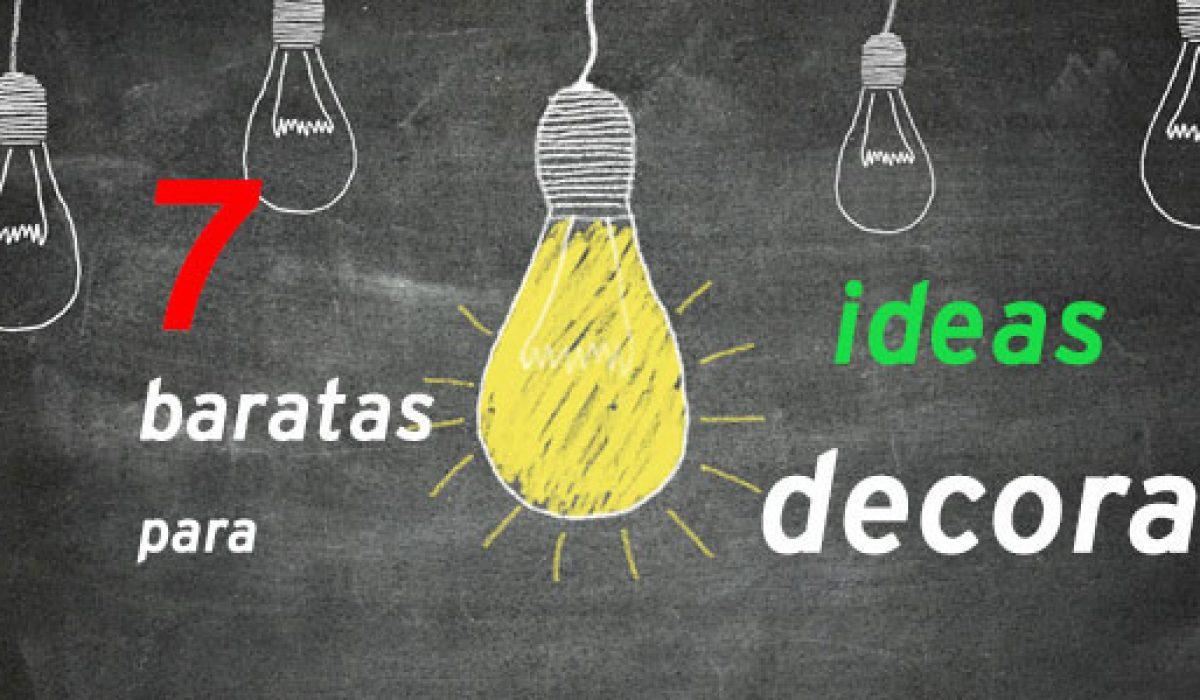 7 ideas para decorar tus eventos, hogar y espacios de trabajo