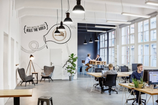 Diseño e interiorismo espacios