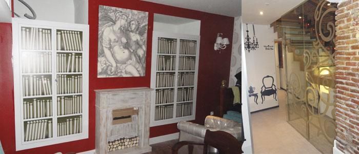 Decoración de hogar con vinilos. CopyPrint Madrid