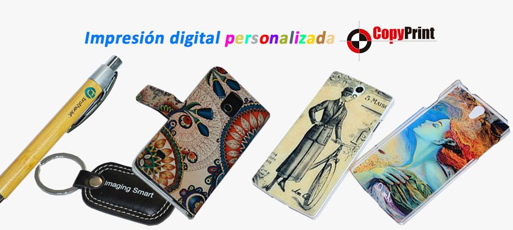 ¿Personalizas la impresión digital a tus clientes?