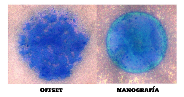 Nanografía. CopyPrint