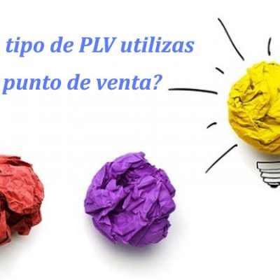 Displays y expositores PLV