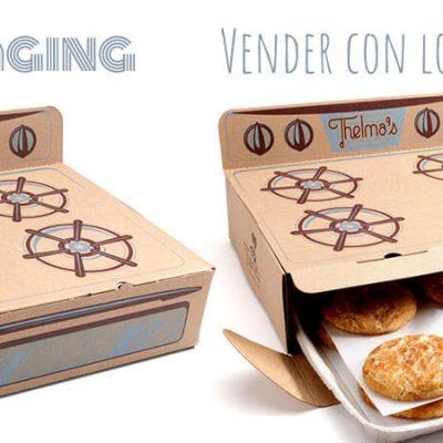 Fabricación de packaging original